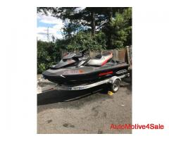 2014 Sea Doo GTX is 260 Limited jetski/watercraft with trailer only 40hrs