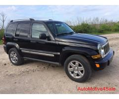 2006 Jeep Liberty: Rust Free Florida SUV, Cold Air, Well Kept, 98,000Miles, RWD
