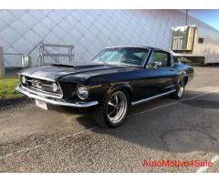 1967 Ford Mustang Fastback 347 Stroker Engine