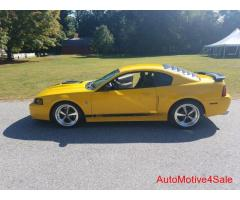 2004 Ford Mustang Mach 1 Limited Edition ONLY 17k miles