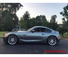 2008 BMW Z4 Coupe z4 3.0si coupe