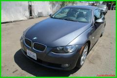 2007 BMW 328i Coupe Automatic 6 Cylinder
